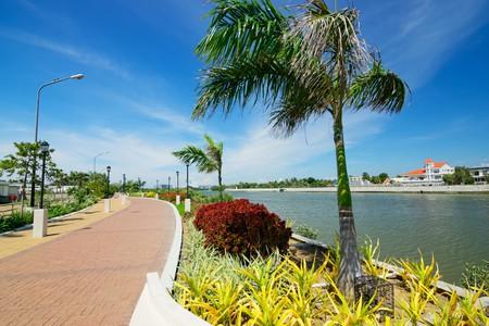 Iloilo City's Esplanade