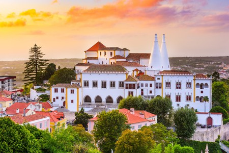 Palace of Sintra | © Sean Pavone / Shutterstock