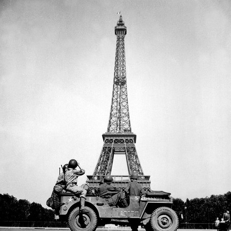 Paris during the war | © John Downey / WikiCommons