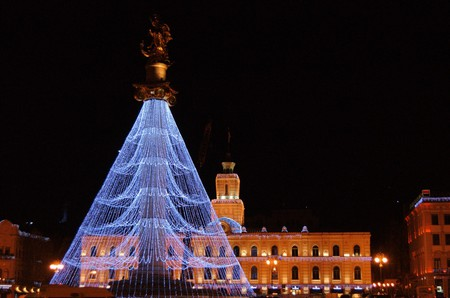 Tbilisi during Christmas | © Kris Duda / Flickr