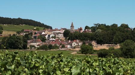 Burgundian village
