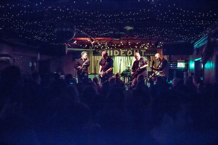 Chicago is chock full of great music venues like The Hideout