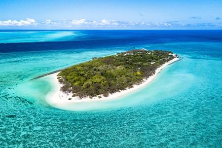 Breathtaking Heron Island Resort