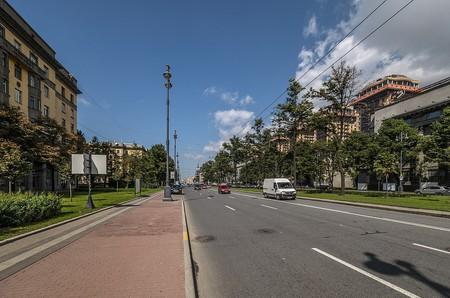 Moskovsky Prospekt in St Petersburg | © A.Fedorov/Wikimedia Commons