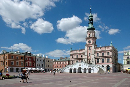 Zamość City Hall | © Michal Gorski / WikiCommons