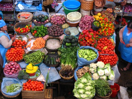 Sucre Market   © Cristian Ordenes/Flickr