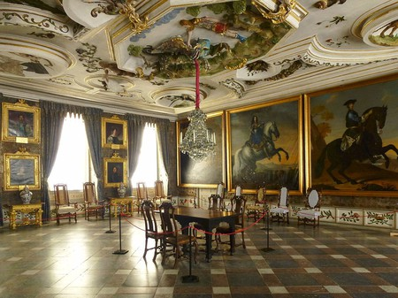 One of the many stunning rooms in Skokloster Castle | © Holger.Ellgaard / WikiCommons