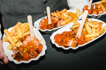 Currywurst and Fries | © Golf Resort Achental Team / Flickr