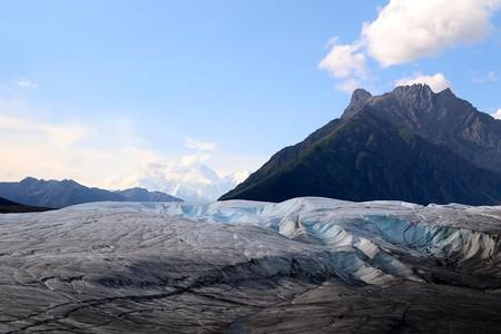 Root Glacier, near Kennicott, Alaska  © Bailey Berg