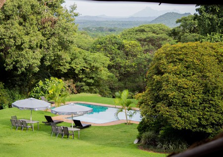Poolside at Kumbali Country Lodge