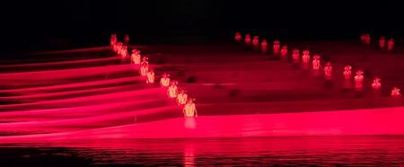 Liu San Jie Light Show, Yangshuo