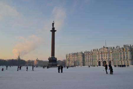 Winter in St Petersburg | © 13020283@N03/Flickr