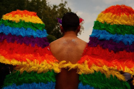 Celebrate Gay Pride in Mexico City