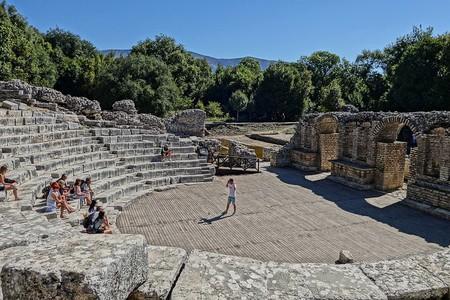 The Archaeological Park of Butrint