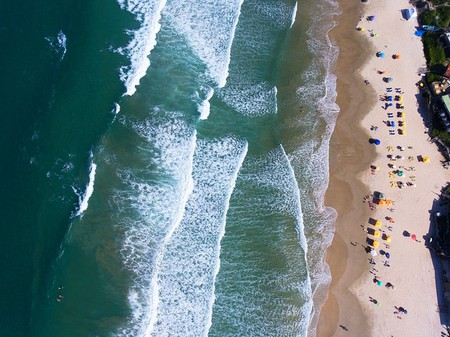 Praia do Rosa from Above | © MTur Destinos / Flickr
