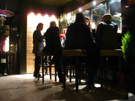 Gasoline Bar, Kerameikos (Gazi), Athens