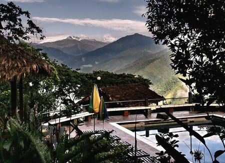 Beautiful views of Coroico