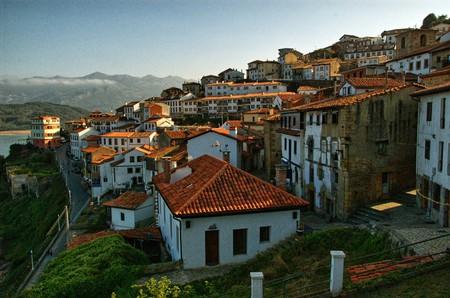 The region of Asturias in Spain