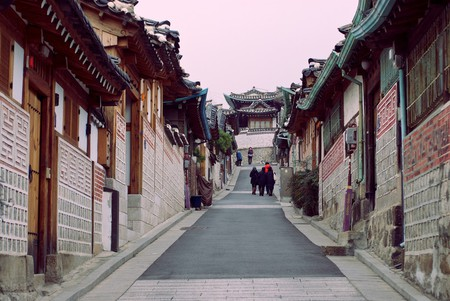 Bukchon Hanok Village | © Chris Wronski / Flickr