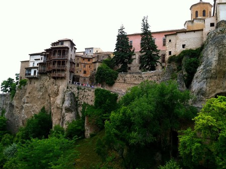 Visit the Hanging Houses of Cuenca in Spain