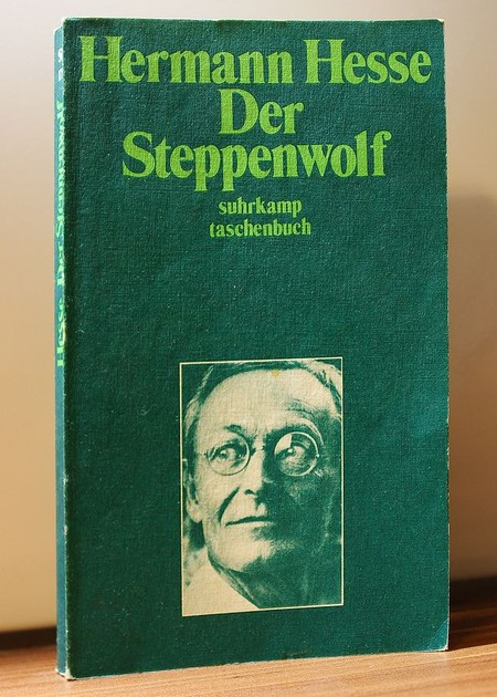 "Hermann Hesse's novel ""Steppenwolf"" inspired the theatre company's name. 