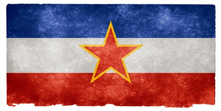 The once proud flag of a once proud state