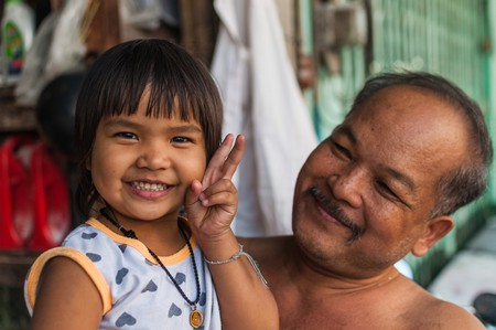 Family is hugely important in Thailand | © Mark Fischer / Flickr