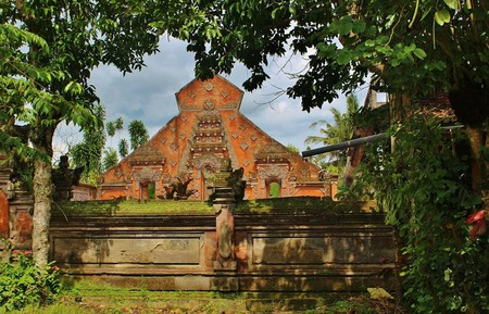 Hindu temple in Ubud, Bali | © Mariamichelle / Pixabay