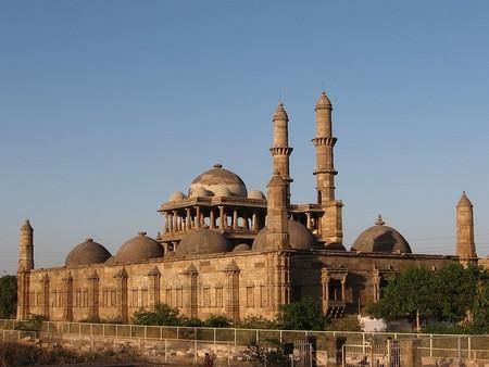 Jama Masjid in Champaner-Pavagadh Archaeological Park