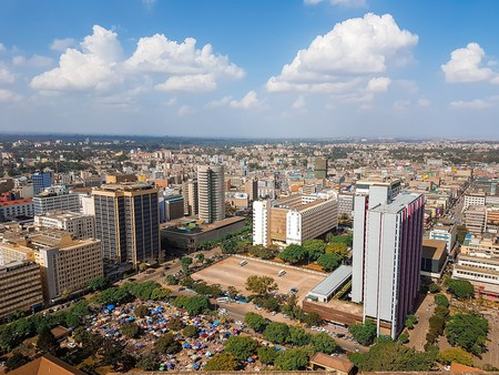 Nairobi is an exciting place for couples