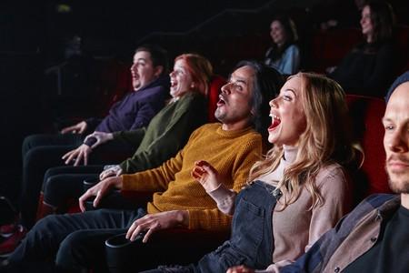 Five senses cinema