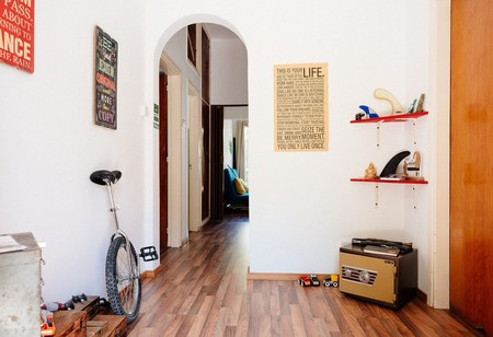 Stay at a guesthouse for a more homely feel