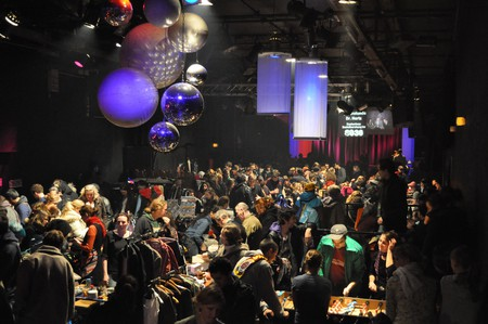 Night market at SO36, Berlin