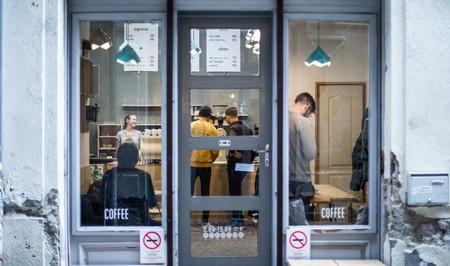 Kontakt coffee house