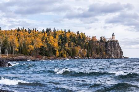 Northern Minnesota's Split Rock Lighthouse State Park