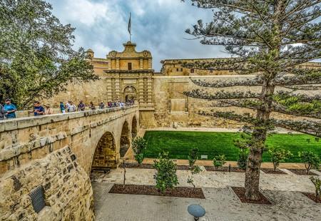 Mdina Gates,Malta