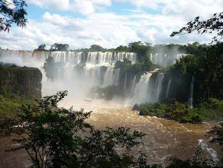 The amazing Iguazu National Park, Argentina