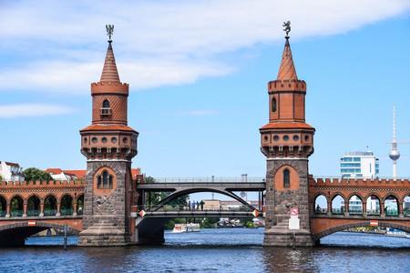 Oberbaum Bridge, Berlin