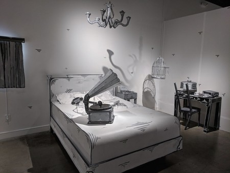 "Dosshaus' ""Paper-Thin Hotel"" at the Corey Helford Gallery"