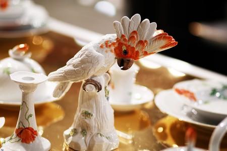 Meissen porcelain art