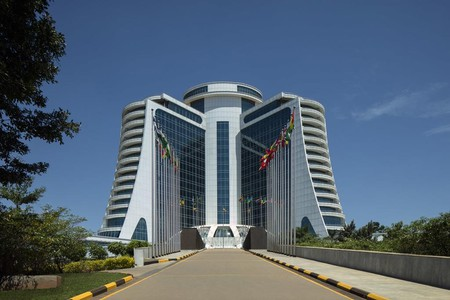 Pearl of Africa Hotel