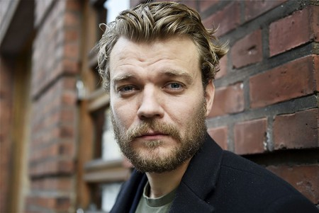 Danish actor Pilou Asbaek