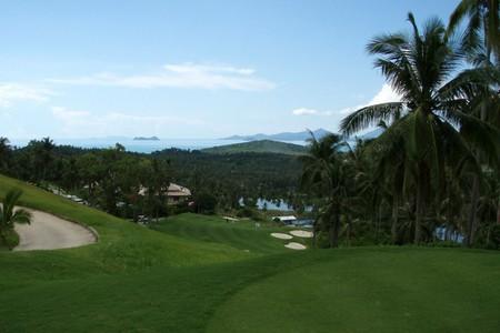 Views across Santiburi Samui Country Club