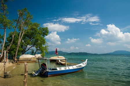 Sungai Pinang Kecil in Pangkor Island