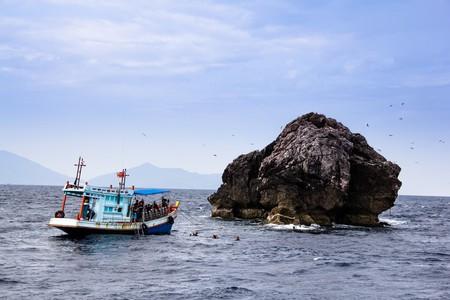 Sail Rock, Thailand | © ongard thongatog/Shutterstock