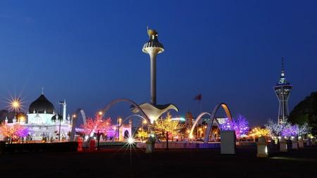 Alor Setar at night