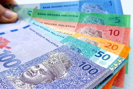 Malaysian banknotes
