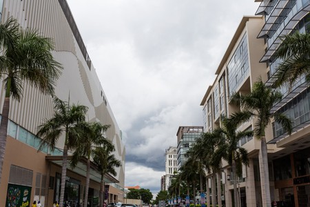 The Crescent Mall complex   © locnguyenlk1304 / Shutterstock