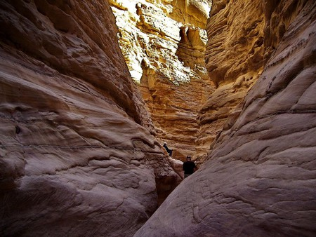 The Colored Canyon, Nuweiba