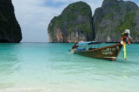Maya Bay | © SoleneC
